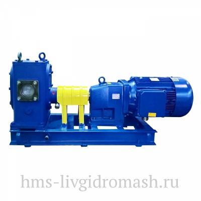 Насос шестеренный НМШГ 120-10 для нефтепродуктов
